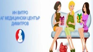 Ин витро център Димитров