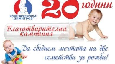 """Photo of Последен шанс да спечелите безплатно инвитро от """"Ин витро център Димитров"""""""